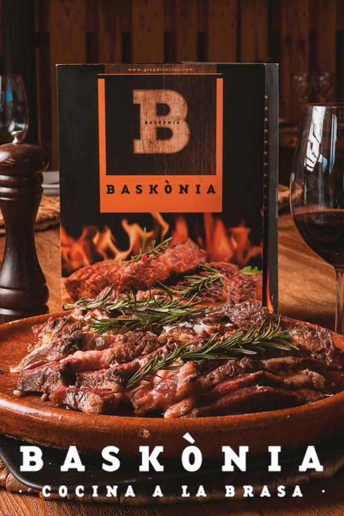 Portada restaurante Baskònia